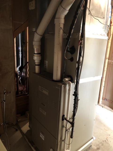 Diagnostic Performed Replaced  OEM Secondary Circuit Board On Armstrong Gas Furnace To Keep Furnace Running Efficiently For The Winter Season