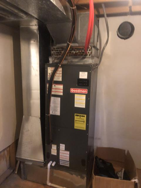 Diagnostic Performed Replaced Disconnect On Goodman Furnace To Keep Furnace Running Efficiently For The Winter Season