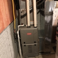 Lithopolis, OH - Diagnostic Service Call on 2015 Bryant Furnace