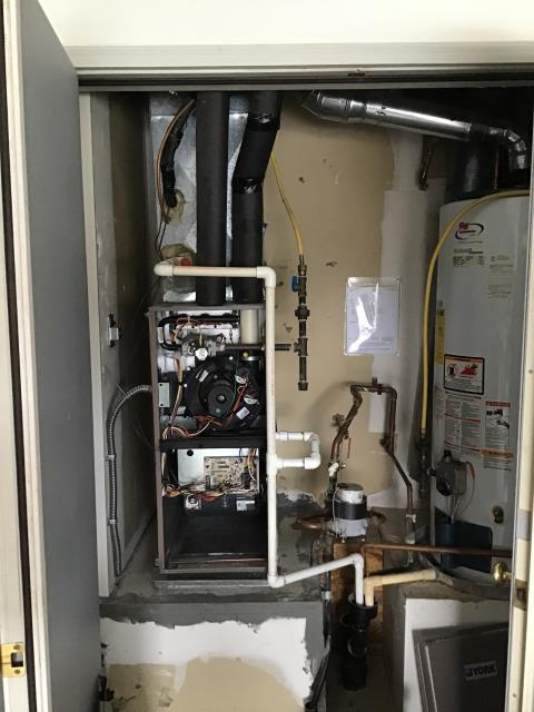 Canal Winchester, OH - Diagnostic Service Call on YORK furnace/ Tech arrived on site and Customer stated the pilot light was out.  Tech Waited for furnace to start and see its operation.  Found the ignitor not getting hot and the gas valve will open, Ignitor has 0ohm's  Tech wants to replace ignitor.  Customer would like to wait on replacement