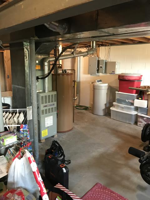 Pataskala, OH - Furnace tune - up and safety check performed on a 2017 Carrier furnace unit. Confirmed that the system is working within manufacturer specifications