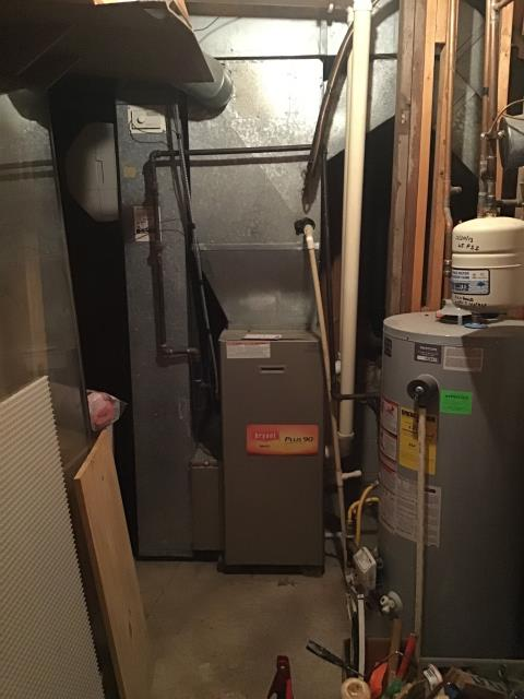 Westerville, OH - Performed complete tuneup and safety inspection on a Bryant furnace to ensure efficient operation for the winter season of 2019/2020.