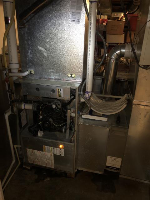 Canal Winchester, OH - Performed complete tuneup and safety inspection on a Bryant furnace to ensure efficient operation for the winter season of 2019/2020.
