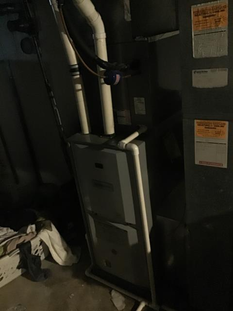 Columbus, OH - Technician went over entire Comfortmaker system and found no issues. The furnace is operating properly and efficiently.