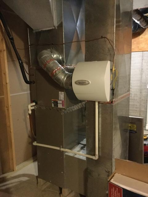 Hilliard, OH - Safety Check/Tune-Up on a 2018 Gas Carrier Furnace. System is now running at Peak Performance.