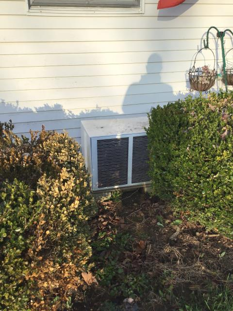 Reynoldsburg, OH - I provided the customer with a Free in home quote for a new Carrier 13 SEER 2 Ton Air Conditioner.