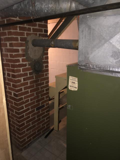 Columbus, OH - I preformed a Installation Inspection for a new Carrier 96% 60,000 BTU Gas Furnace.