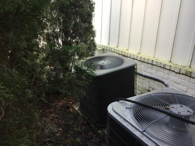 New Albany, OH - Service Maintenance Agreement AC tune up and changed the filters