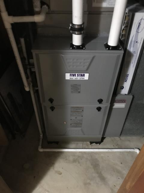 Canal Winchester, OH - I preformed a Install inspection to  check to make sure the unit is running to the manufacturers recommendations