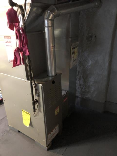 Bexley, OH - I completed a tune up on a Bryant gas furnace.  I visually inspected the unit.  Cleaned the flame sensor.  Checked voltages, amps and pressures.  Completed combustion analysis.  Cycled and monitored system.  Operating normally at this time.