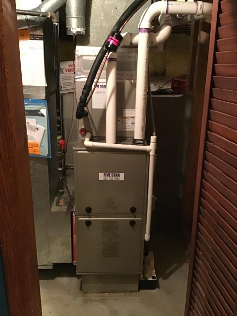 Canal Winchester, OH - I performed a tune up on a Five Star gas furnace. Everything checked out within specs. System is operational upon departure.