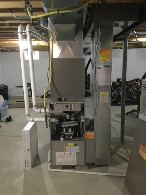 Lewis Center, OH - I performed a tune up on a Bryant gas furnace. Everything checked out within specs. System is operational upon departure.