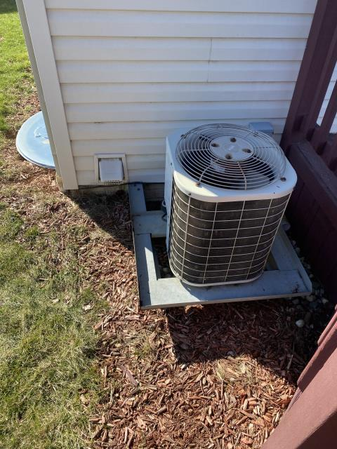 Columbus, OH - I removed a Bryant gas furnace and air conditioner (see picture below).  I installed a Carrier 96% Two-Stage 60,000 BTU Gas and a Carrier up to 17 SEER 2 STAGE 3 Ton Air.  Cycled and monitored the system.  Operating normally at this time.  Included with the installation is a free 1 year service maintenance agreement.