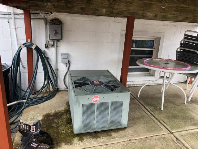 Carroll, OH - I provided an estimate to the customer for the installation of a Carrier air conditioner to replace his current Rheem system. The customer will let us know how they would like to proceed.