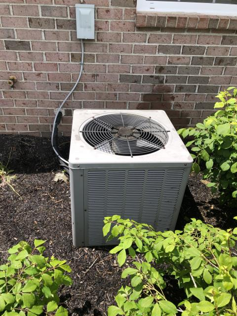 Reynoldsburg, OH - I performed a tune up and safety check on both a Rheem gas furnace and a Rheem air conditioner. I found that all tests and readings are within manufacturers specifications at this time.