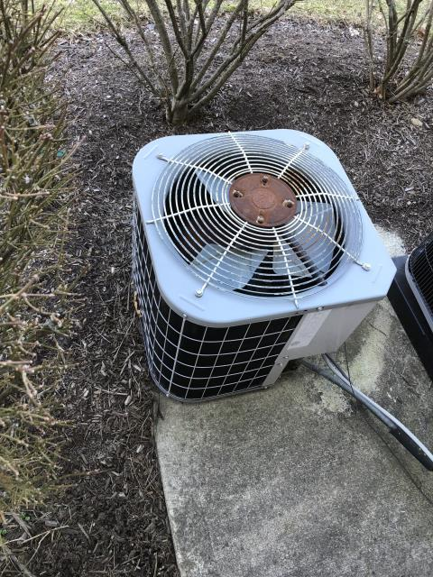 """Powell, OH - I provided an estimate on a Five Star 80% 45,000 BTU Gas Furnace 3T 17"""" and a Five Star 17 SEER 2 Ton Air Conditioner To replace older Carrier 80% Gas Furnace and Carrier Air Conditioner. I will wait to hear from the customer on how they want to proceed."""