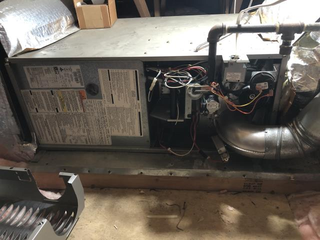 Hilliard, OH - I completed a return service to replace the motor blower on a Carrier gas furnace. Upon replacing I cycled the units and everything is operating properly.