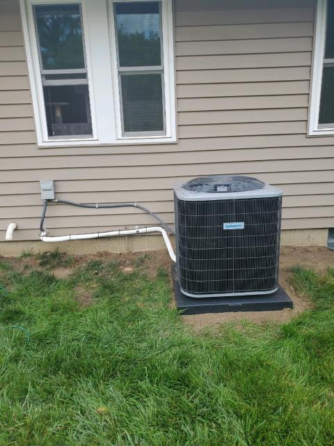 Columbus, OH - I completed a return service for a Five Star air conditioner. I determined that the unit was in needed to have its blower speed adjusted, I raised the blower speed and the unit is now operating properly.