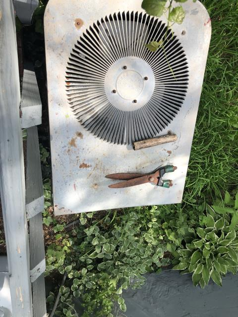 Dublin, OH - I arrived on site to perform an inspection on a Rheem manufacturing unit. During the inspection I found that the unit's blower and capacitor had failed. I will be giving the customer options on replacing the parts. The unit was not operational at the time of departure.