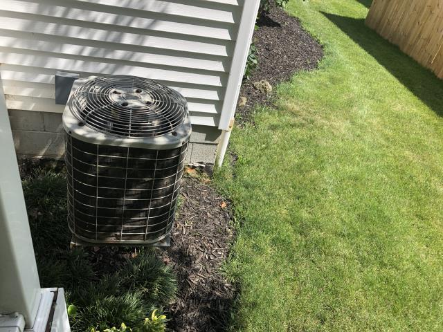 Grove City, OH - I arrived on site to perform an inspection on the customers Bryant air conditioning unit. During the inspection I found that the 20AMP Fuse had blown, making it impossible for the unit to properly cool the property. I replaced the fuse and the unit was running at full functionality at the time of departure.
