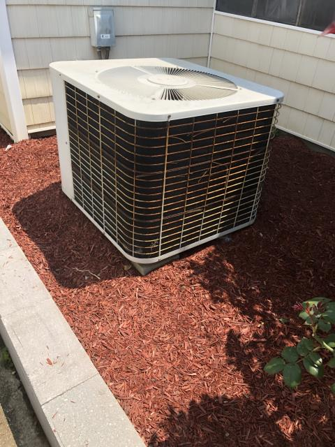 Logan, OH - I completed a diagnostic on a Lennox Air conditioner. I determined that the blower motor kept shorting out and the system was low on charge. Customer opted to replace instead of repair, install scheduled for following day