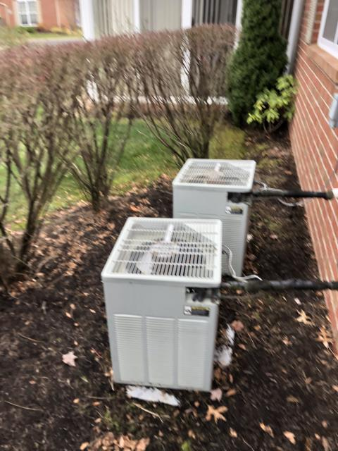 New Albany, OH - I completed a diagnostic on a Trane air conditioner. I determined that the compressor motor surge capacitor failed. I replaced the compressor motor surge capacitor. System was operational at time of departure.