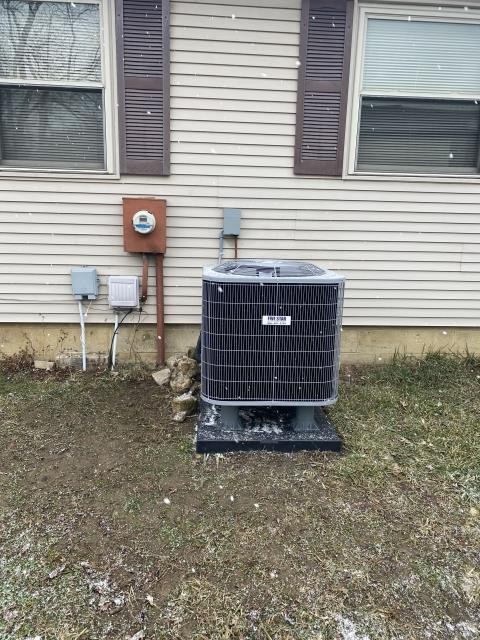 Columbus, OH - I completed a diagnostic on a Five star heat pump. I determined that the system was low on refrigerant. I added refrigerant and the system was operational at time of departure.