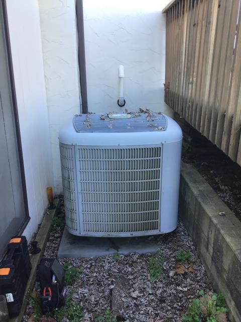 Baltimore, OH - I completed a cooling tune up on a Carrier air conditioner. I visually inspected the unit. Checked voltages, amps and pressures. I inspected the evaporator coil. I checked the temperature difference across the coil. Inspected heat pump. Checked refrigerant charge, voltages and amps. I rinsed the condenser coils with water. Cycled and monitored system. All operating normally at this time.