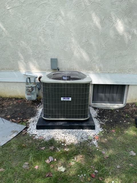Powell, OH - I installed a Five Star 13 SEER 5 Ton Air Conditioner. I cycled and monitored the system and it is operational at this time.