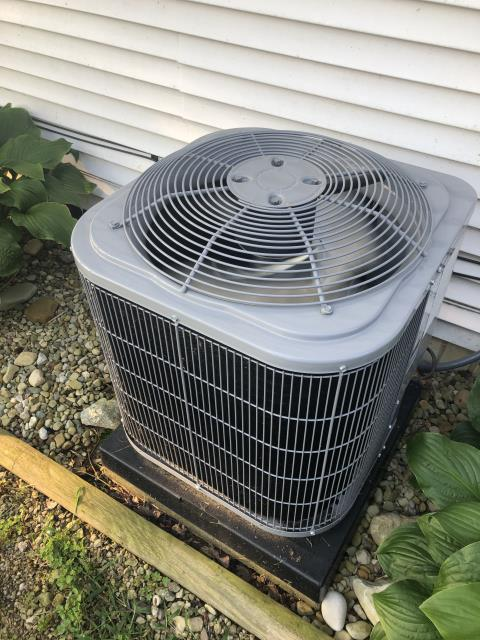 Millersport, OH - I performed a service call on a Carrier AC unit. The customer explained that the unit was having trouble keeping the home cool. After inspection I found the unit low on refrigerant. I added refrigerant. System is operational at this time.