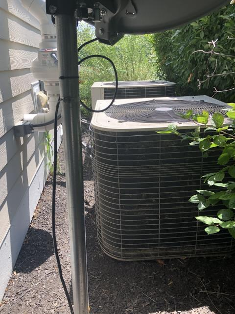 New Albany, OH - I did a diagnostic on a Bryant AC unit. I found the capacitor to be bad. I replaced the capacitor. System is operational at this time.