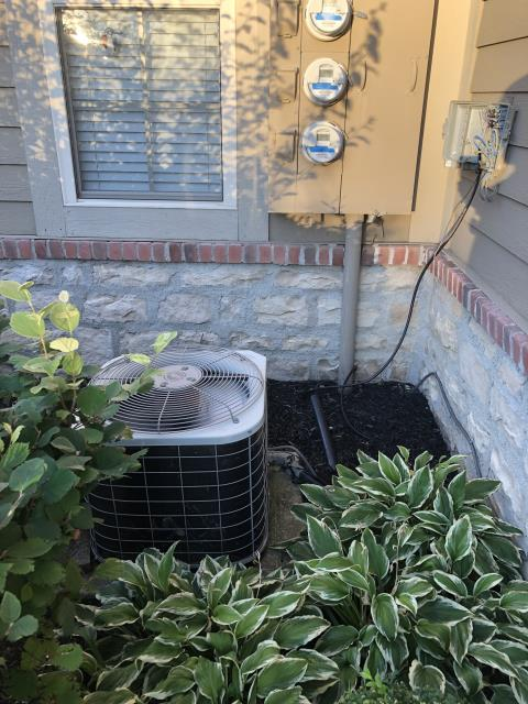Pataskala, OH - I completed a callback service. Upon arrival customer stated AC unit was not cooling her home I checked furnace, furnace is operating normal checked return filter filter is clean checked outside condenser found outside condenser to have quite a bit of debris buildup around the coils. I also found that her system is low on refrigerant. Customer will reach out to move forward.
