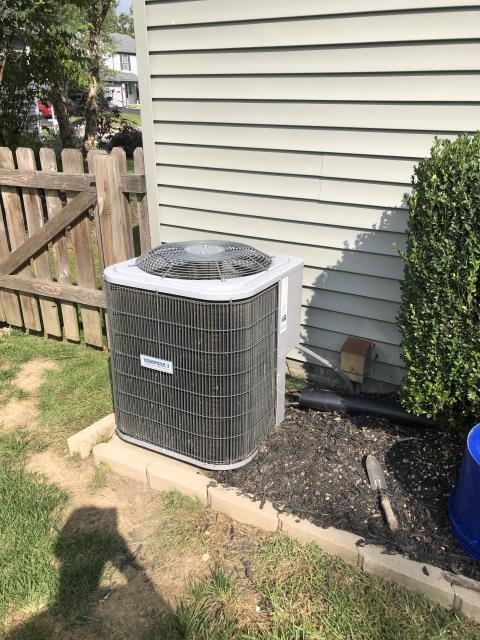 Hilliard, OH - I completed a diagnostic. I found that the system was low on refrigerant. I added 2 pounds of Freon. System is operational upon departure.
