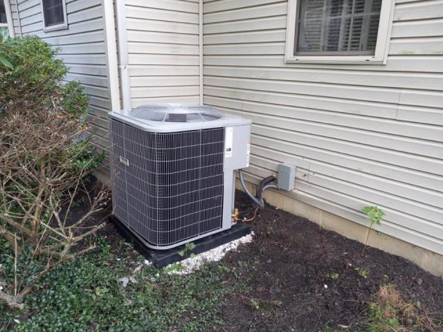 """Dublin, OH - I installed a Five Star 96% 2 Stage Variable Speed 80,000 BTU Gas Furnace 4T 17"""", a Five Star 16 SEER 3.5 Ton Air Conditioner, and an  Aprilaire 600M Humidifier. I cycled and monitored the system and and everything is operating normally at this time."""