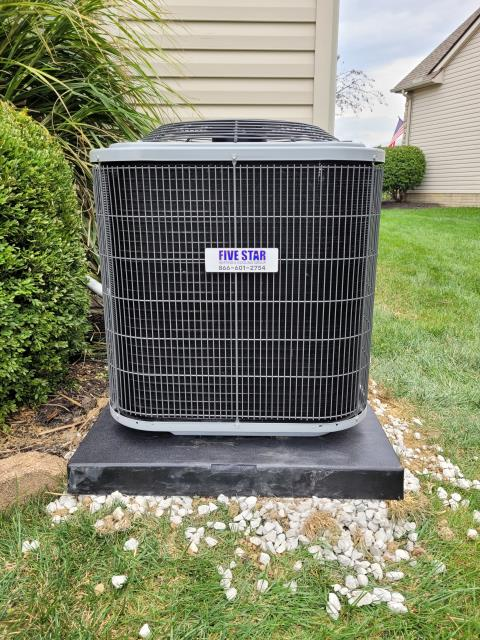 Columbus, OH - I installed a Five Star 13 SEER 2.5 Ton Air Conditioner. I cycled and monitored the system and it is operational at this time.