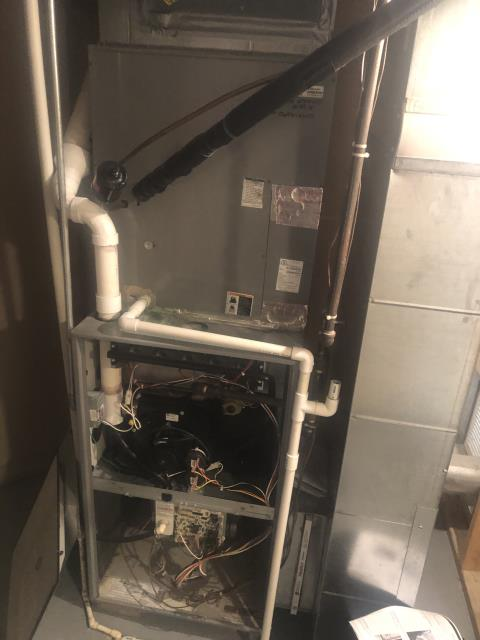 Westerville, OH - I completed a heating safety tune up on a Comfortmaker gas furnace.  I visually inspected the unit.  Checked voltages, amps and pressures.  Completed combustion analysis.  Cycled and monitored system.  Operating normally at this time.