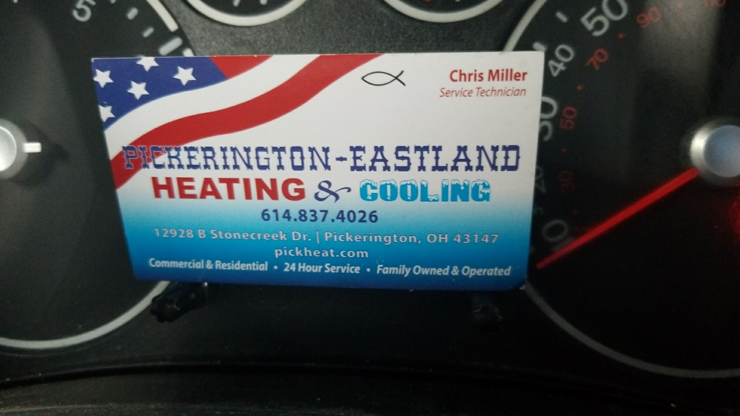 New Albany, OH - New Albany furnace check.