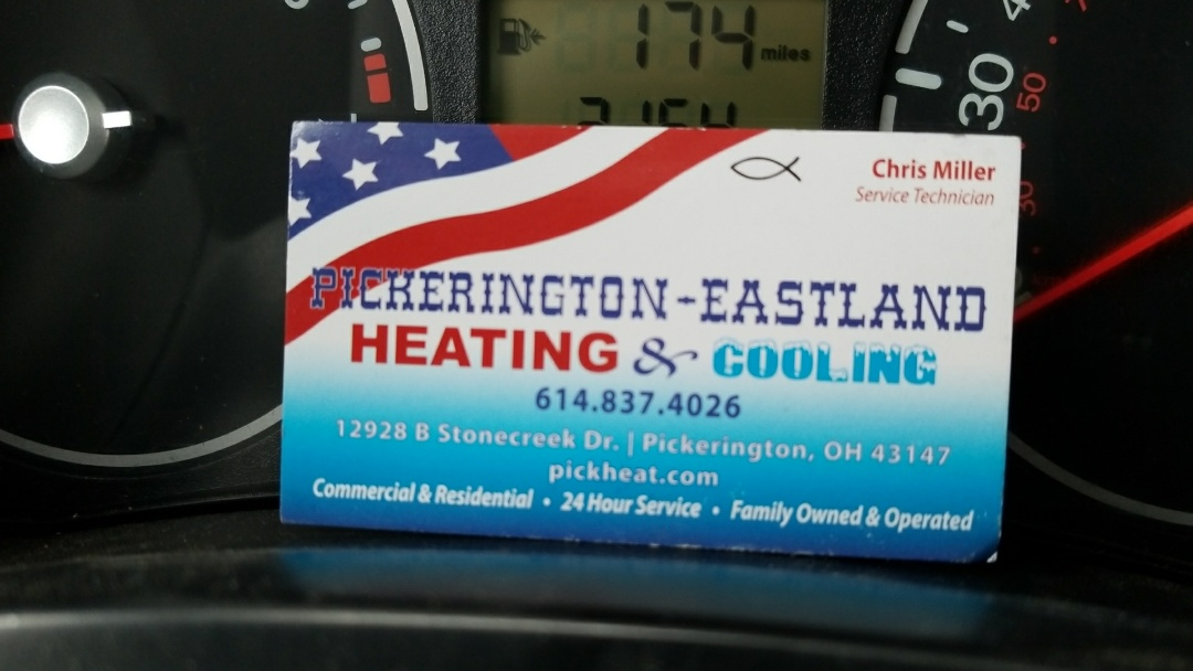 Groveport, OH - Groveport Ohio, furnace checkout