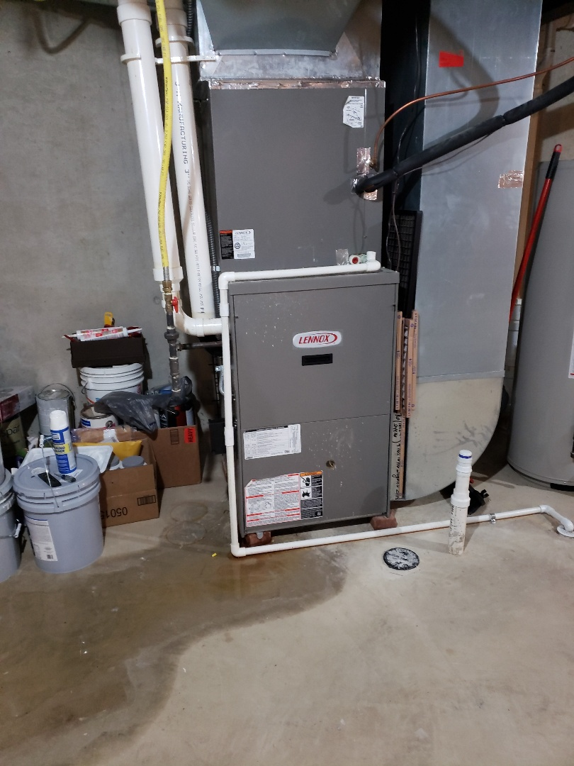 Powell, OH - Diagnostic call leaking furnace