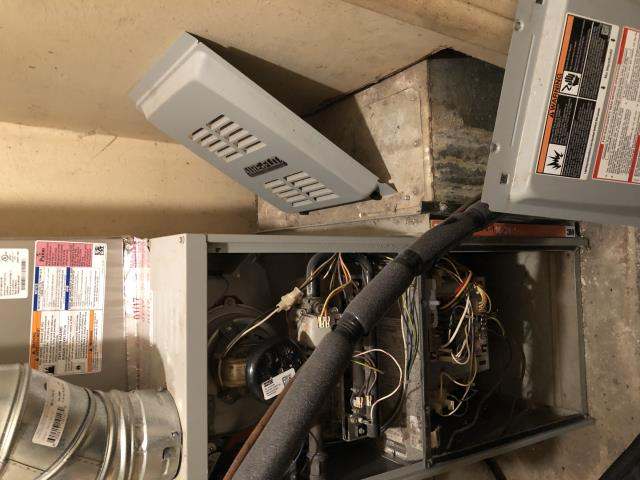 Columbus, OH - Aire-Flo furnace tuneup