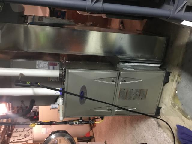 Pickerington, OH - Carrier furnace infinity series tuneup