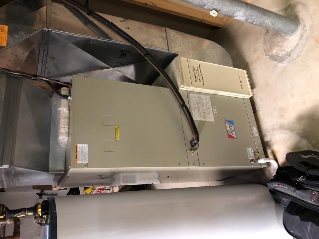 Pickerington, OH - Electric furnace maintenance