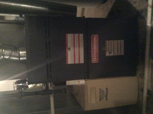 Upper Arlington, OH - Goodman gas furnace tune up