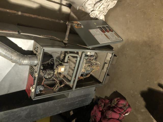 Rheem furnace repair
