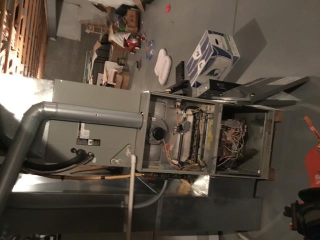 Trane furnace repair