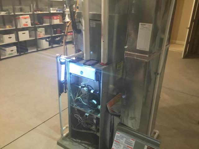 Whitehall, OH - Furnace checkout and tune up