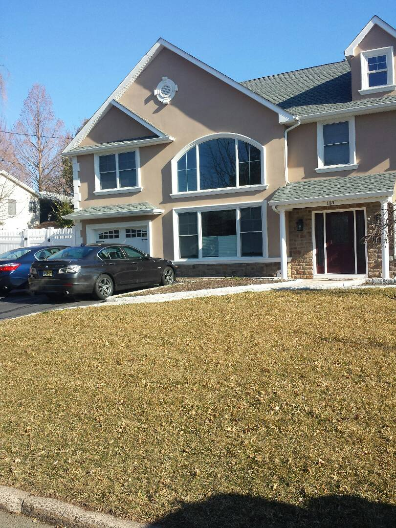 Giving an estimate for a brand new Hunter Sprinkler System complete with Wi-Fi timer in Paramus New Jersey