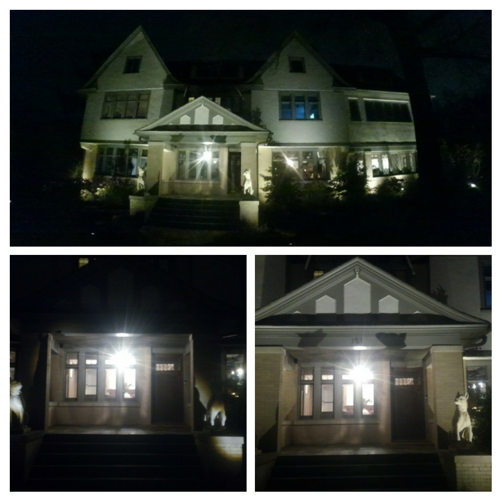 South Orange, NJ - Install low voltage lights compared to solar lights