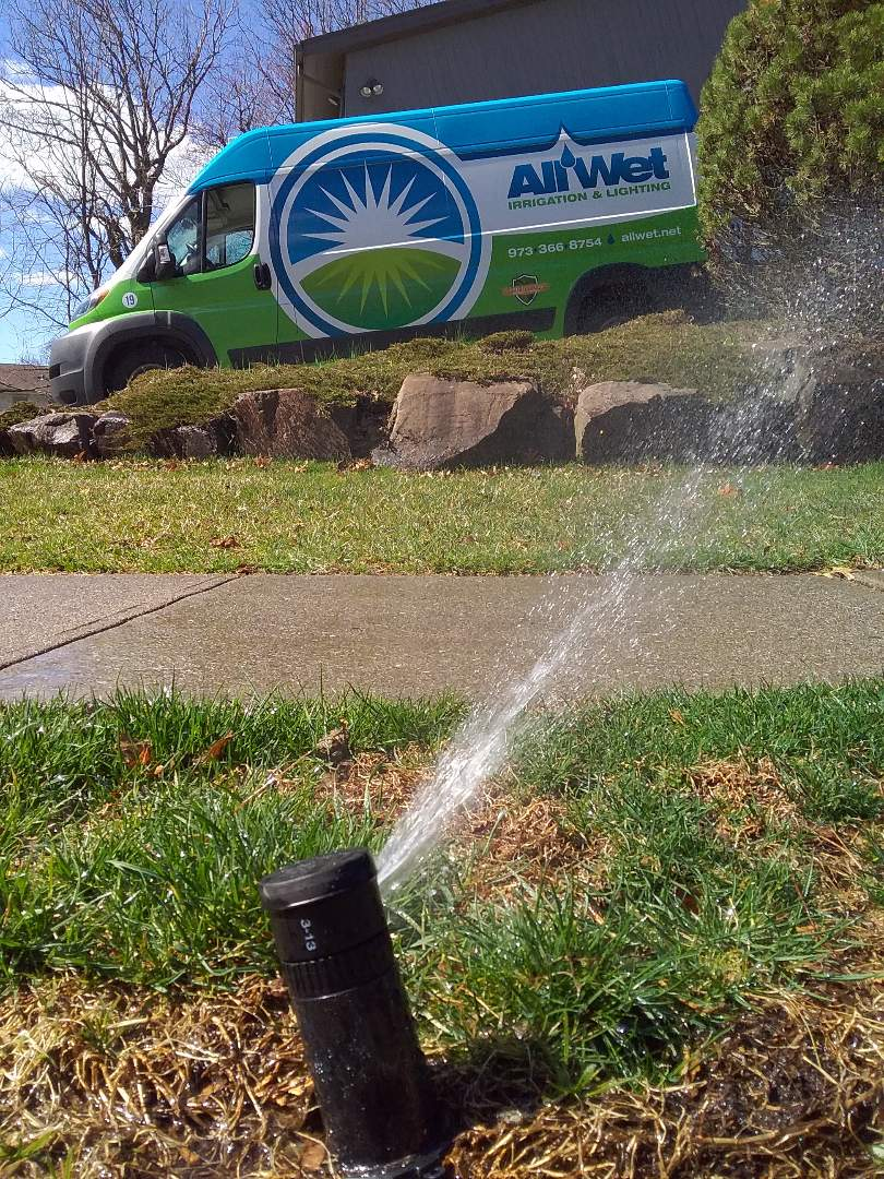 West Orange, NJ - Sprinkler system service and repair all in the same day!!! =]