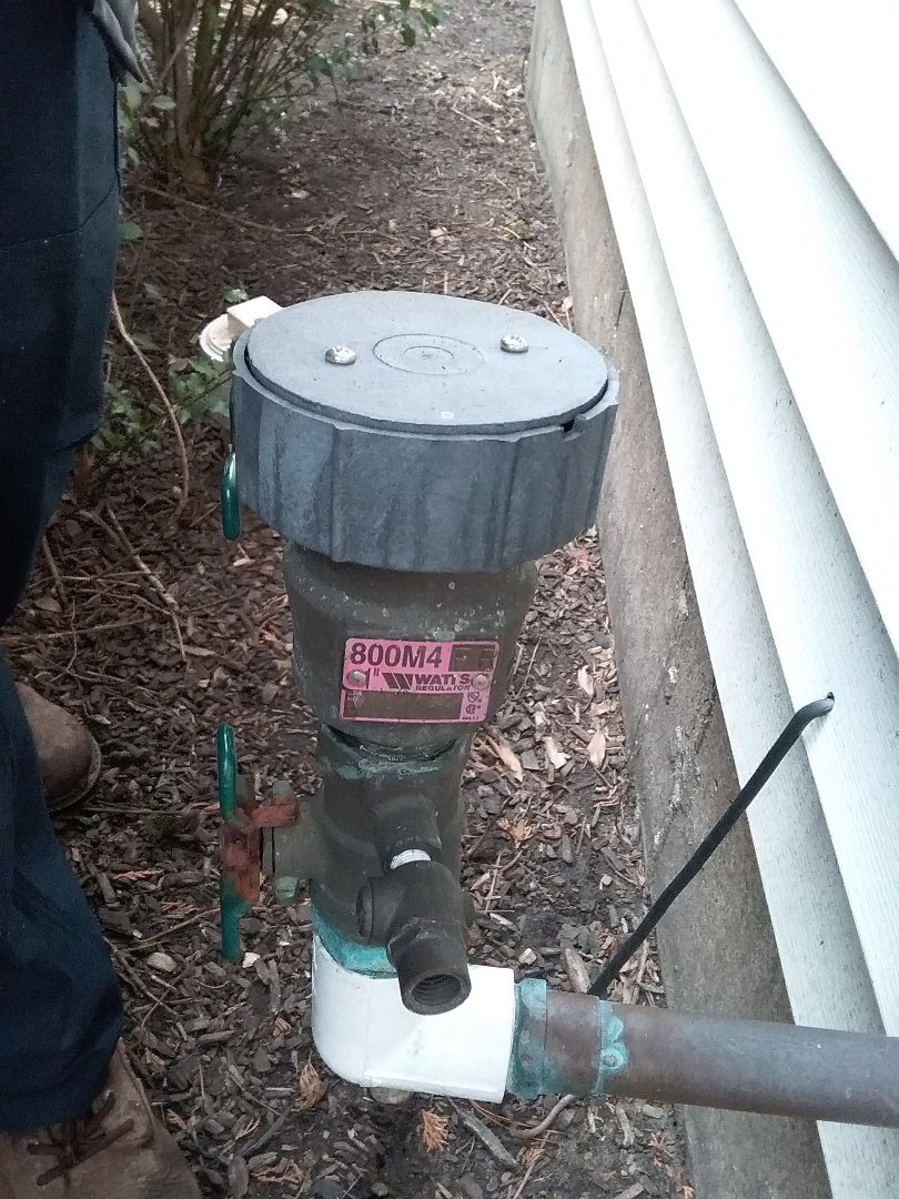 Florham Park, NJ - Sprinkler head repair